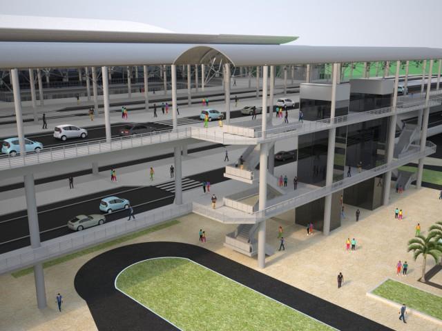 Hyderabad Airport – India